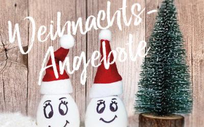 Weihnachtsangebote Hofladen & Markt